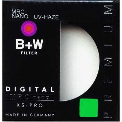 B+W 37mm MRC Nano XS-Pro Digital 010 UV-Haze Filter