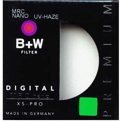 B+W 39mm MRC Nano XS-Pro Digital 010 UV-Haze Filter