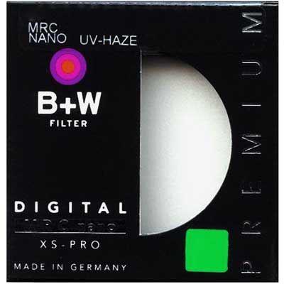 B+W 46mm MRC Nano XS-Pro Digital 010 UV-Haze Filter