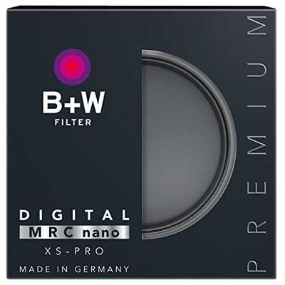 B+W 46mm XS-Pro Digital HTC Kasemann MRC Nano Circular Polariser Filter