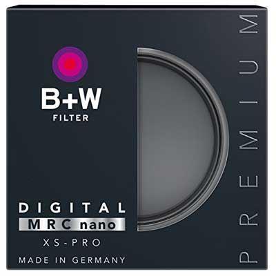 B+W 49mm XS-Pro Digital HTC Kasemann MRC Nano Circular Polariser Filter
