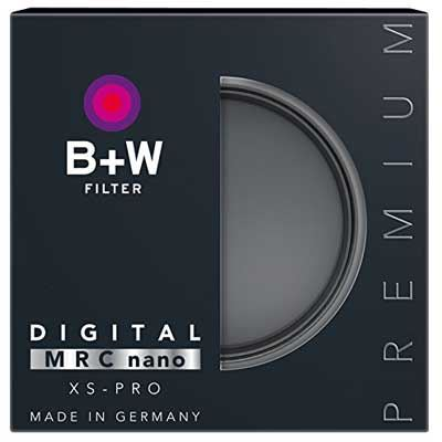 B+W 55mm XS-Pro Digital HTC Kasemann MRC Nano Circular Polariser Filter