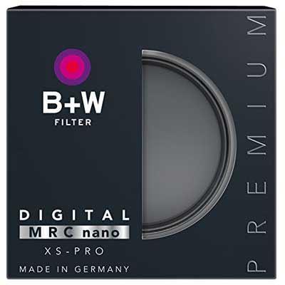 B+W 72mm XS-Pro Digital HTC Kasemann MRC Nano Circular Polariser Filter