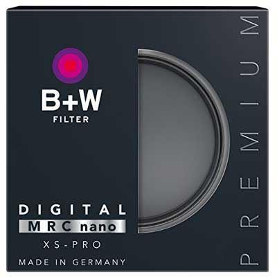 B+W 82mm XS-Pro Digital HTC Kasemann MRC Nano Circular Polariser Filter