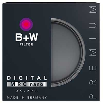 B+W 86mm XS-Pro Digital HTC Kasemann MRC Nano Circular Polariser Filter