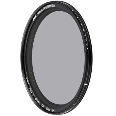 Image of B+W 40.5mm XS-Pro Digital ND Vario MRC Nano Filter