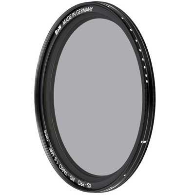 B+W 40.5mm XS-Pro Digital ND Vario MRC Nano Filter
