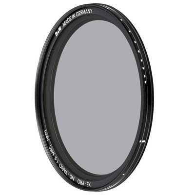 B+W 55mm XS-Pro Digital ND Vario MRC Nano Filter