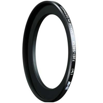 Image of B+W Step-Down Ring 77mm-58mm