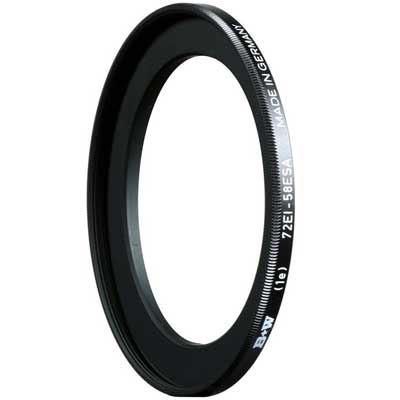 B+W Step-Down Ring 77mm-58mm