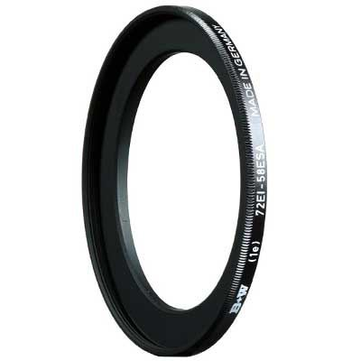 Image of B+W Step-Down Ring 82mm-72mm