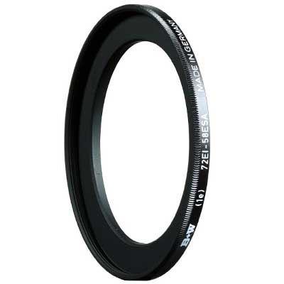 B+W Step-Down Ring 82mm-72mm