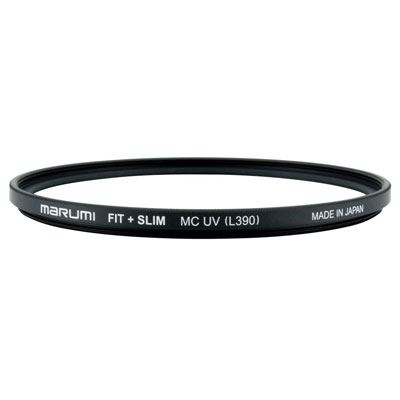 Marumi 62mm Fit + Slim MC UV Filter