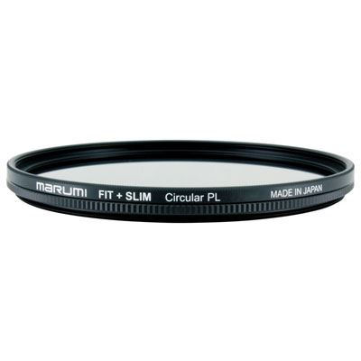 Marumi 55mm Fit + Slim Circular PL Filter
