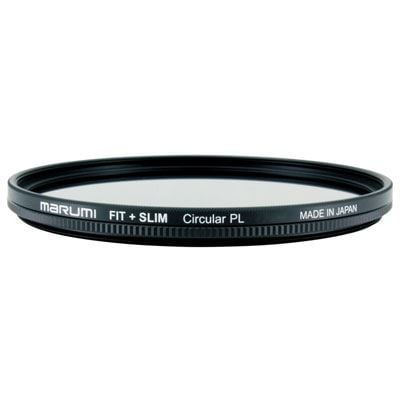 Marumi 58mm Fit + Slim Circular PL Filter