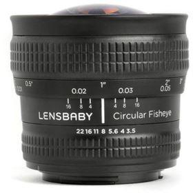 Lensbaby Circular Fisheye - Fujifilm X Mount
