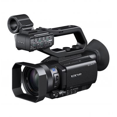 Sony PXW-X70/4K HD Professional Palm Camcorder