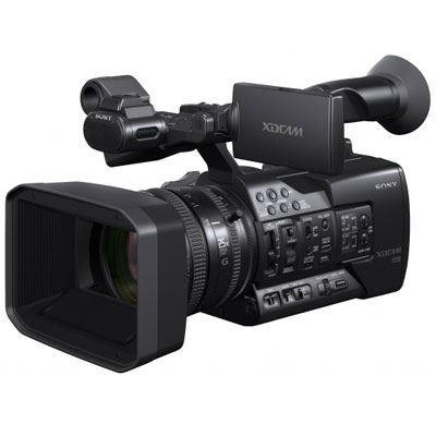 Sony PXWX180 XAVC XDCAM Handheld HD Camcorder with Wireless