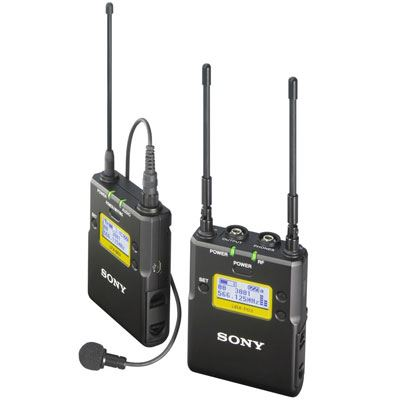 Sony UWPD11K33 Wireless Microphone Set