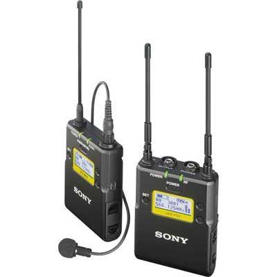 Sony UWPD11K42 Wireless Microphone Set