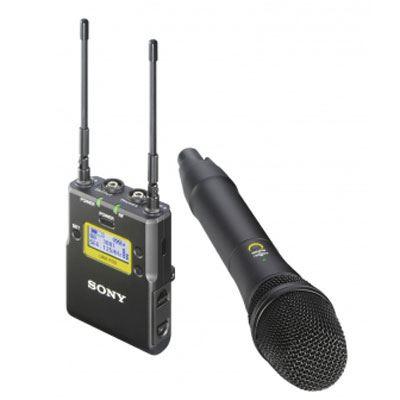 Sony UWPD12K33 Wireless Microphone Set