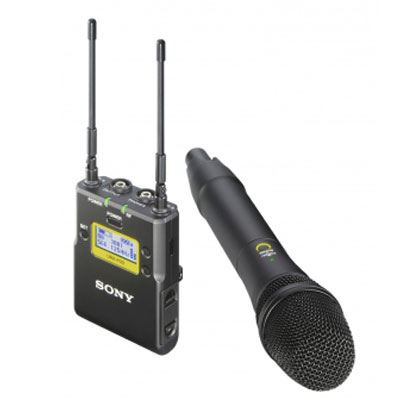 Sony UWP-D12/K42 Wireless Microphone Set