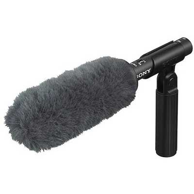 Sony ECM-VG1 Shotgun Microphone