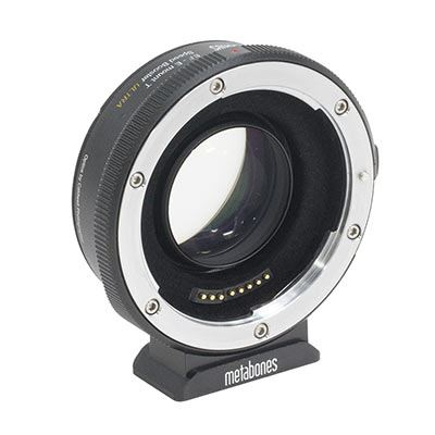 Metabones T Speed Booster Ultra 0.71x II - Canon EF to Sony E