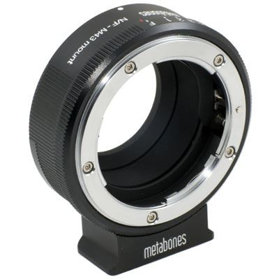Image of Metabones Adapter - Nikon G to Micro Four Thirds