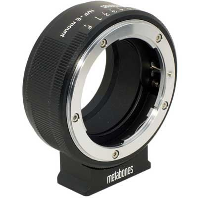 Metabones Adapter - Nikon G to Sony E