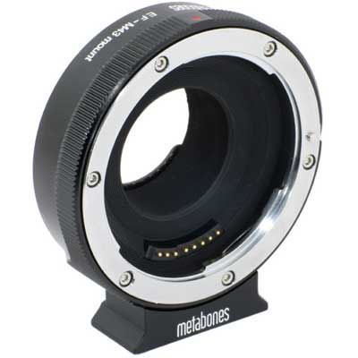 Metabones MKIV Smart Adapter - Canon EF to Micro Four Thirds