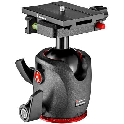 Used Manfrotto XPRO Ball Head with Top Lock