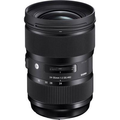 Sigma 24-35mm f2 DG HSM Art Lens - Nikon