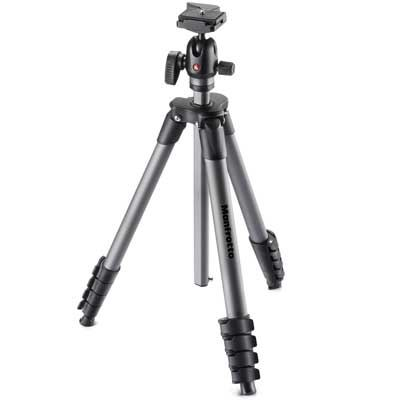 Used Manfrotto Compact Advanced Tripod with Ball Head