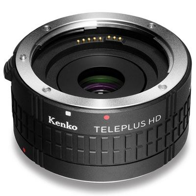 Kenko 2.0x Teleplus HD DGX Teleconverter  Canon Fit