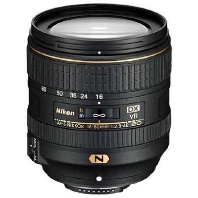 Nikon 1680mm f2.84G AFS VR ED DX Lens