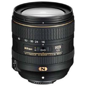 Nikon 16-80mm f2.8-4E AF-S VR ED DX Lens