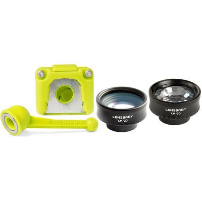 Image of Lensbaby Creative Mobile Kit - iPhone 6