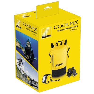 Nikon Coolpix AW Outdoor Accessory Kit