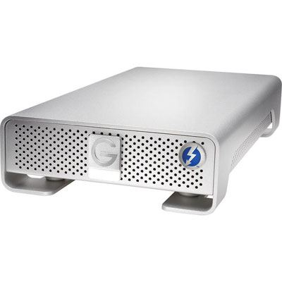 G-Technology 6TB G-Drive USB and T-Bolt External Drive