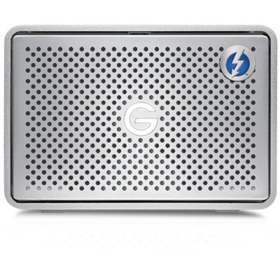 G-Technology G-Raid Removable USB 3.0 and Thunderbolt 2 External Hard Drive - 8TB