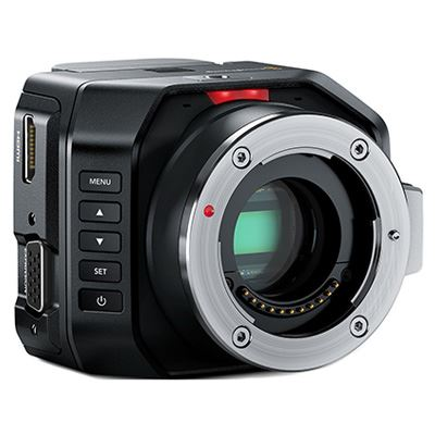 Blackmagic Micro Studio 4K Camera