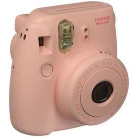 Fuji Instax Mini 8 with 10 Shots - Pink