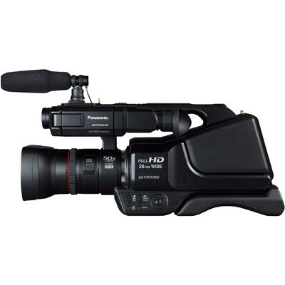 Panasonic AG-AC8 Professional Camcorder