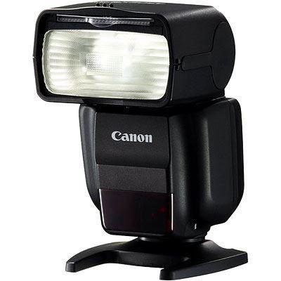 Image of Canon 430EX III-RT Speedlite Flashgun - Black