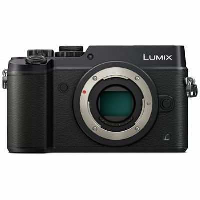 Panasonic LUMIX DMC-GX8 Digital Camera Body - Black
