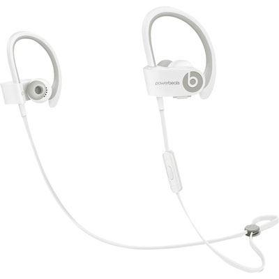 BeatsPowerbeats2 Wireless InEar Headphones  White