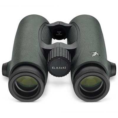 Swarovski EL FieldPro 8.5x42 Swarovision Binoculars - Green