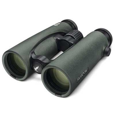 Swarovski EL FieldPro 10x42 Swarovision Binoculars - Green