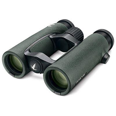 Used Swarovski EL FieldPro 10x50 Swarovision Binoculars - Green
